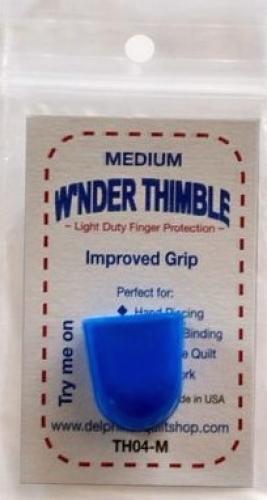 W'nder Thimble Medium - 019962355905 Quilting Notions