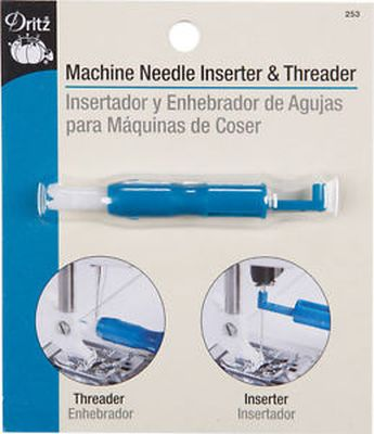 N- Dritz Machine Needle Inserter & Threader