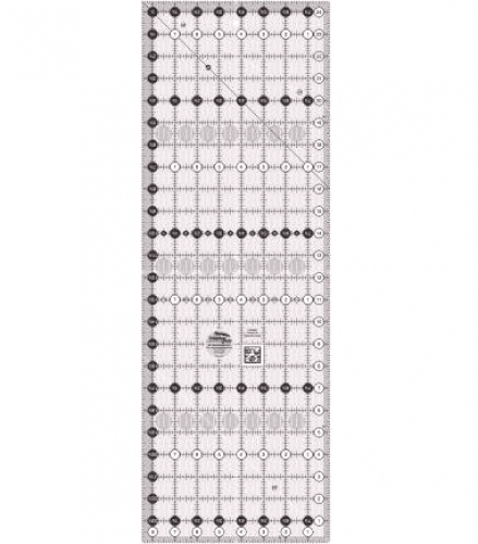 Creative Grids Quilting Ruler 8 1/2in x 24 1/2in CGR824 743285000272 Rulers & Te...