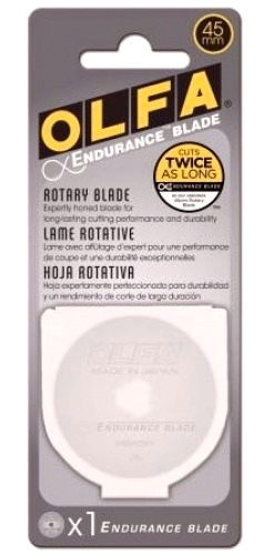 Endurance Rotary Replacement Blade (45 mm) Olfa