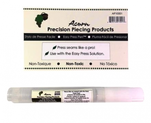 Easy Press Pen by Acorn Precision Piecing Products - Quilting Notions