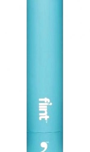 Flint Retractable Lint Roller - Aqua