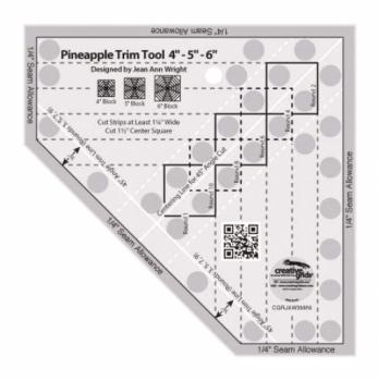 Creative Grids - Pineapple Trim Tool Mini