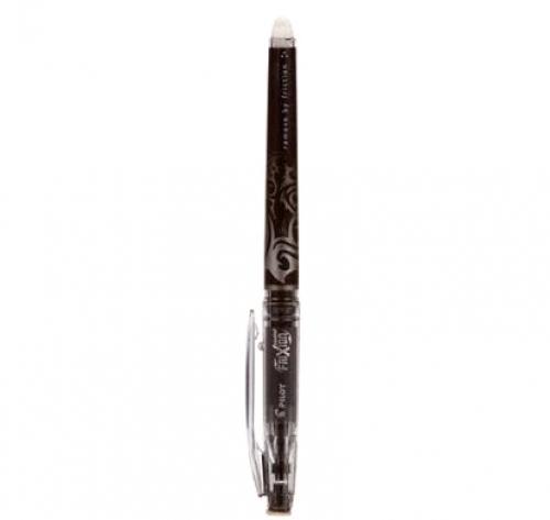 Frixion XF Erasable Gel Pen Fine .07mm Black