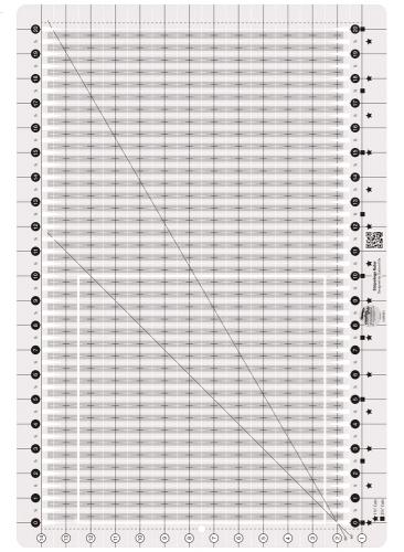 Stripology Ruler 22x15