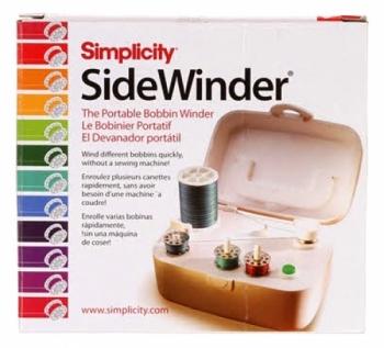Simplicity  Side Winder Portable Bobbin Winder -