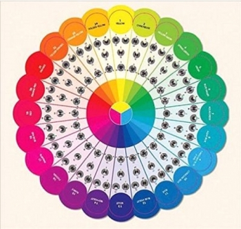 Essential Color Wheel Companion - 9781617451447 Quilting Notions
