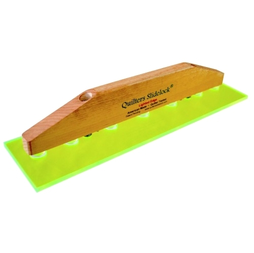 14 Inch Lighted Edge Slidelock - 852325005020 Quilting Notions