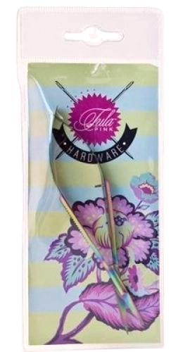 Tula Pink 5 in Curved EZ Snip