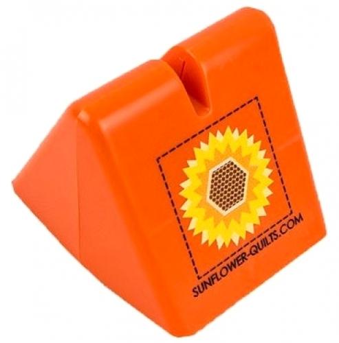 The Original Thread Cutter ORANGE by Sunflower Quilts - 645789999994 Quilting No...