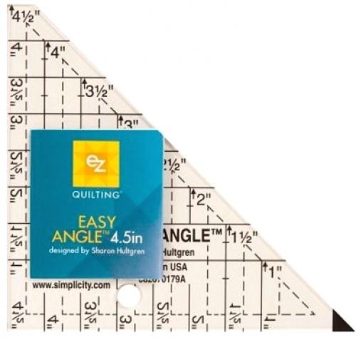 Easy Angle Triangle 45   4 1/2