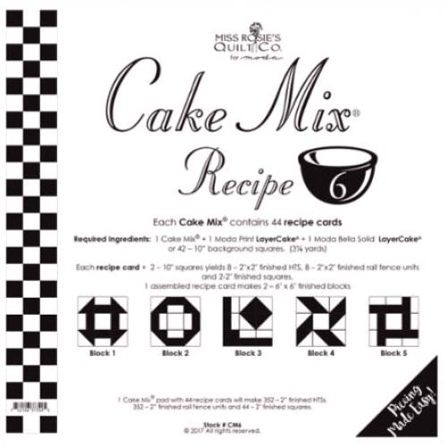 Miss Rosie's  - Cake Mix Recipe 6
