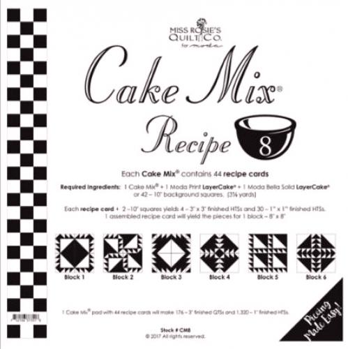 Cake Mixes Recipe 8