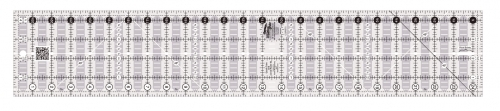 Creative Grids Quick Trim And Circle Ruler Two 4-1/2in x 24-1/2in CGRMT5 7432850...