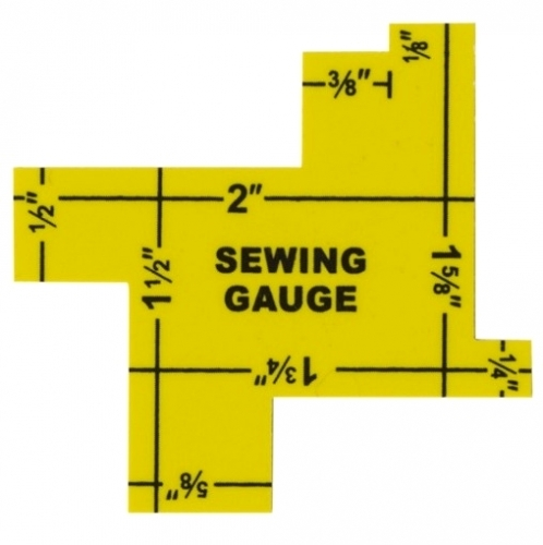 Mini Sewing Gauge by Tooltron  Notions Sew Mate