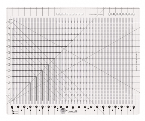 Creative Grids Stripology Extra Large Ruler