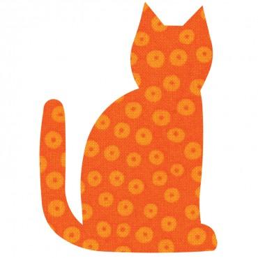 Accuquilt Die 55065 Calico Cat