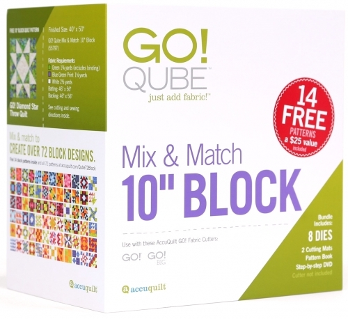 GO! Qube Mix & Match - 10