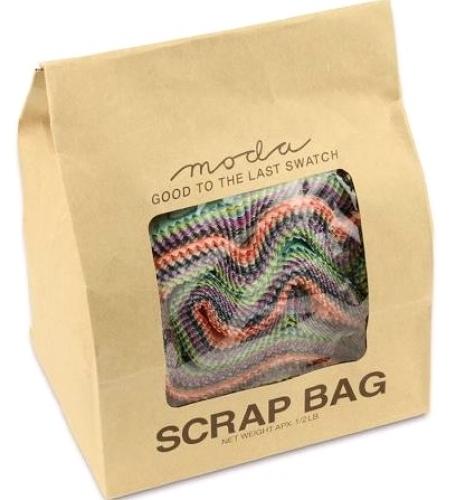 Moda Scrap Bag Moda Precuts 752106729360 Quilting Fabric