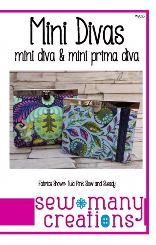Sew Many Creations - Mini Divas & Mini Prima Diva