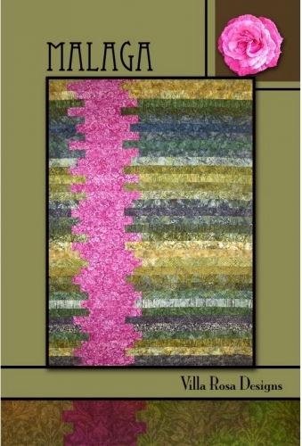 Malaga - Villa Rosa Designs- Quilt in a Day Patterns