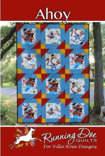 Ahoy - Villa Rosa Designs- Quilt in a Day Patterns