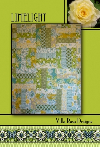 Limelight - Villa Rosa Designs- Quilt in a Day Patterns
