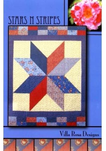 Stars N Stripes - Pattern Card