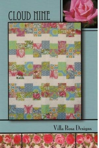Cloud Nine - Villa Rosa Designs- Quilt in a Day Patterns