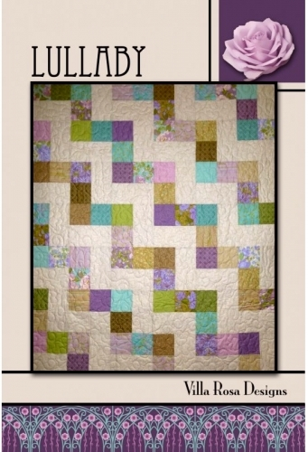 Lullaby - Villa Rosa Designs- Quilt in a Day Patterns