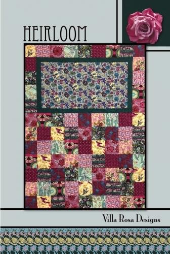 Heirloom - Villa Rosa Designs- Quilt in a Day Patterns