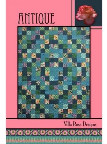 Antique - Villa Rosa Designs 602401714052 - Quilt in a Day Patterns