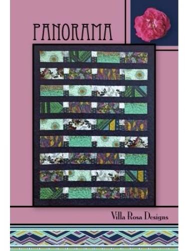 PANORAMA PATTERN - VILLA ROSA DESIGNS VRD138