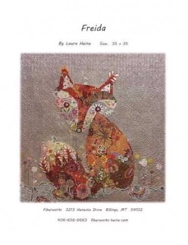 Freida Quilt Pattern - Laura Heine