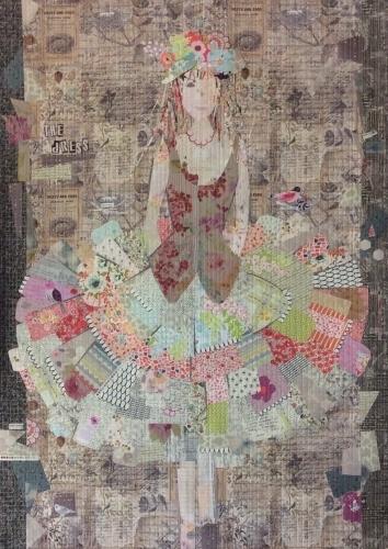 The Dress Quilt Pattern - Laura Heine