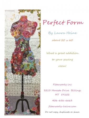 Perfect Form - Laura Heine