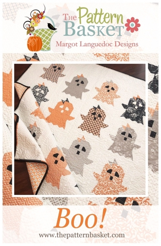 Boo! Quilt Pattern