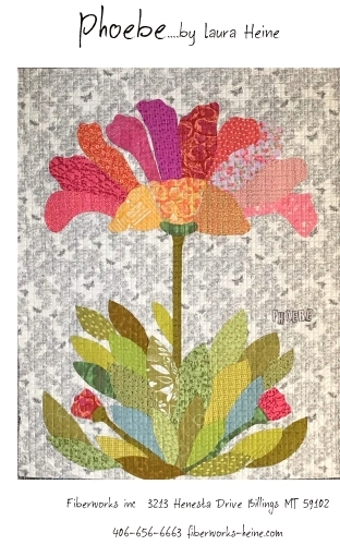 Phoebe Quilt Kit by Laura Heine