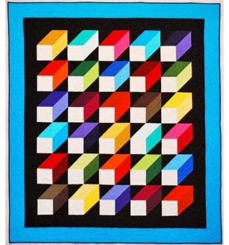 Block Party Quilt Pattern