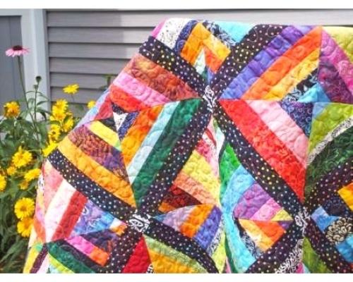 Ms. Stasha B. Gone Quilt Pattern CLPLCR005