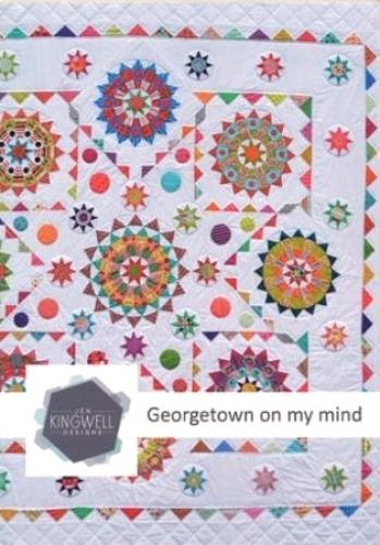 Georgetown On My Mind Quilt Pattern