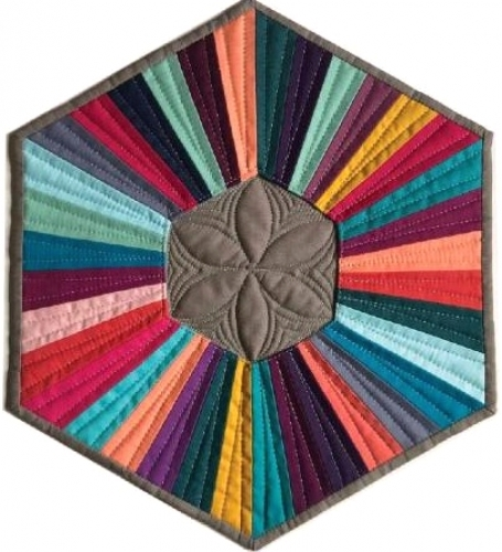 Wedge Candle Mat