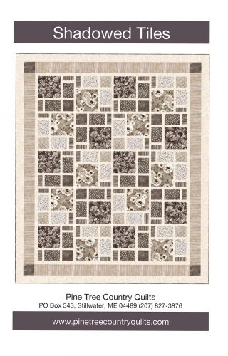 Pattern - Shadowed Tiles
