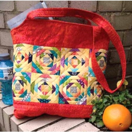 Cut Loose Press - Pineapple Sizzle Tote