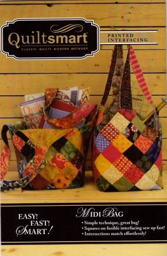 Quiltsmart Midi Bag Pattern