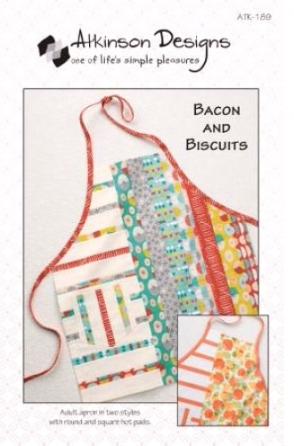 BACON AND BISCUITS PATTERN ATK189 Atkinson Designs