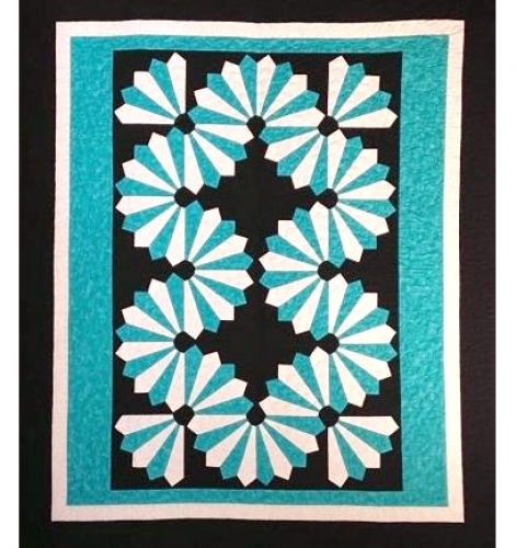 Cut Loose Press - Dynamic Dresden Quilt Pattern CLPCLA020