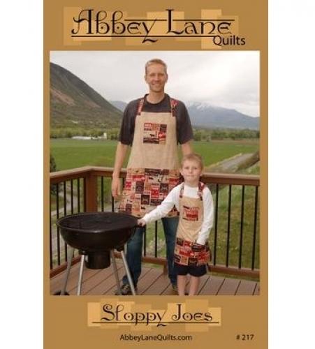Sloppy Joes Apron Pattern