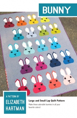 Bunny by Elizabeth Hartman 712096278279 - Quilt in a Day Patterns