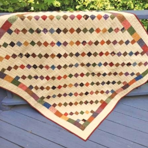 Cut Loose Press - Simplicity Quilt Pattern CLPDHE010 - Quilt in a Day Patterns